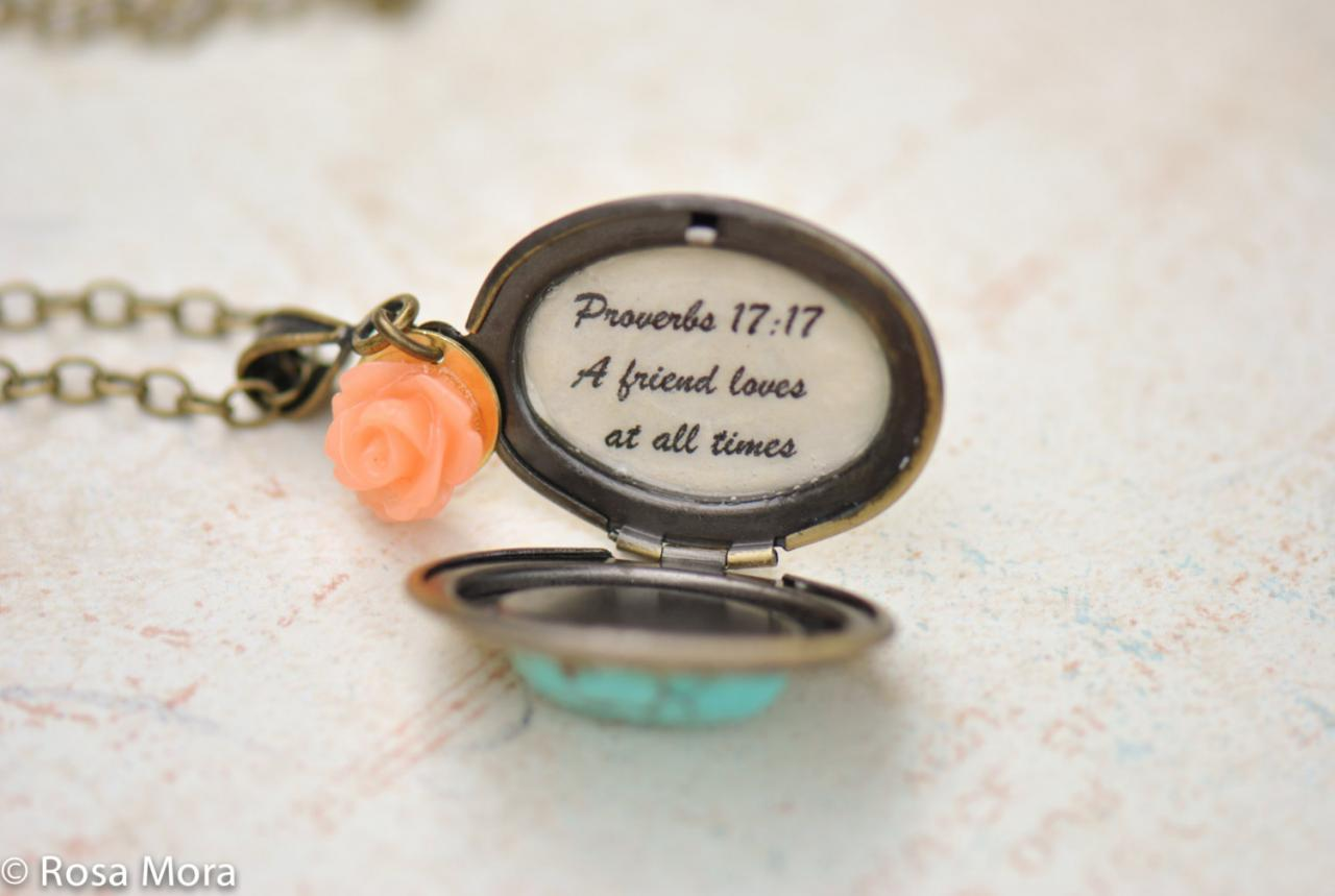 lockets unique will gift friend be locket message product hugerect bridesmaid friendship my you necklace personalized